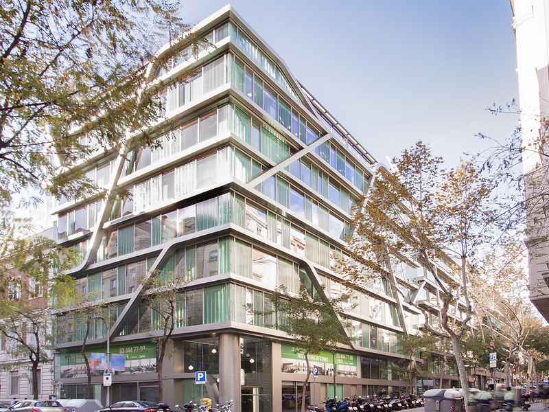 Travesera Gracia / Amig� - TG 11-Diagonal / Paseo Gracia